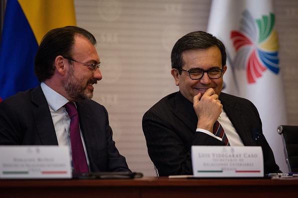Videgaray y Guajardo tendrán reuniones en Washington