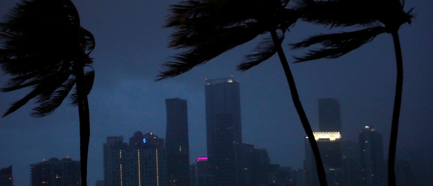 huracan irma fuerza alcanza categoria 4