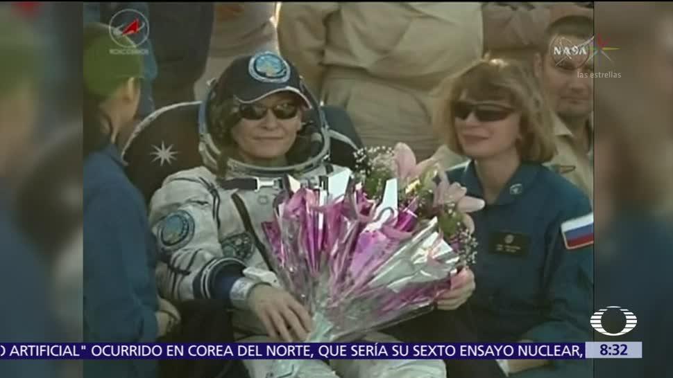 Astronauta Peggy Whitson Rompe Récord