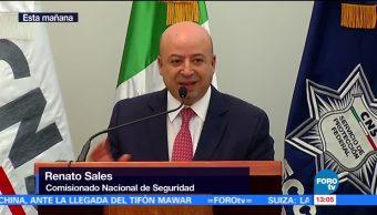 Renato Sales Inaugura Diplomado Seguridad Instalaciones Gobierno
