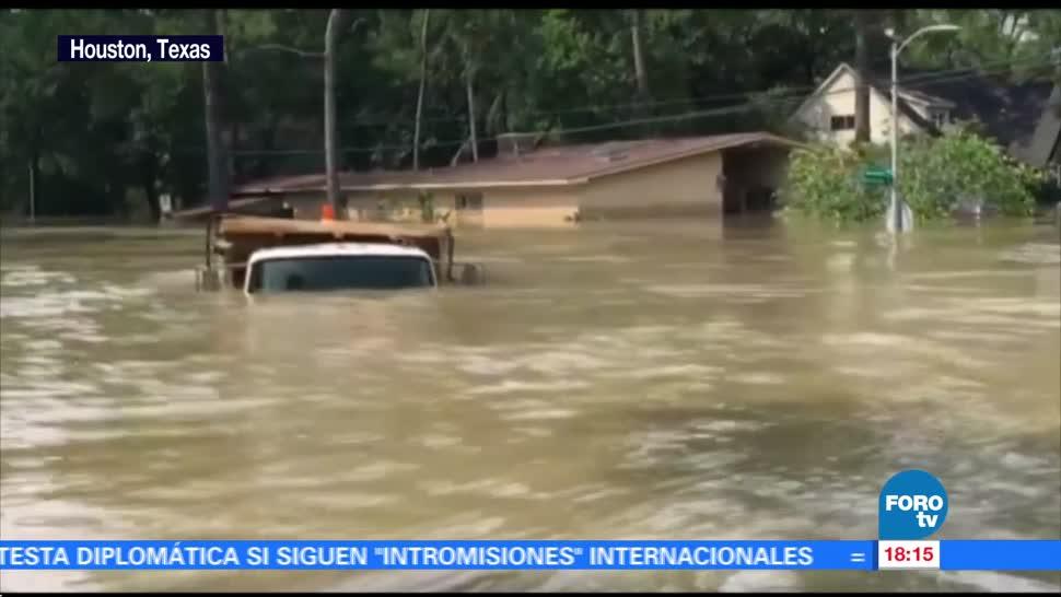 Papel Inmigrantes Huracán Harvey Texas Houston