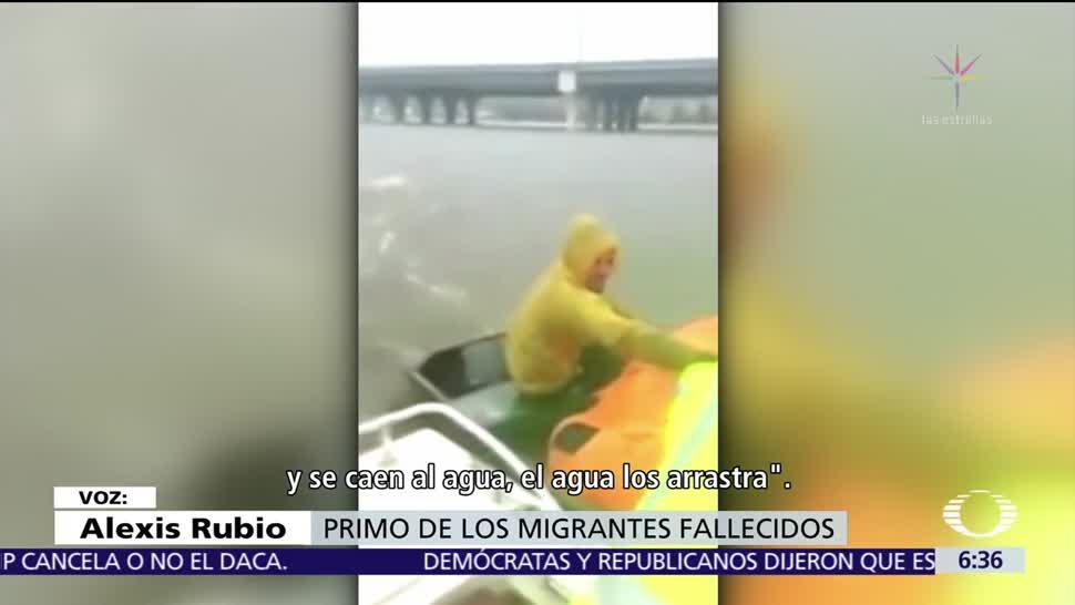 Mexicanos Murieron Texas Huracán 'Harvey'