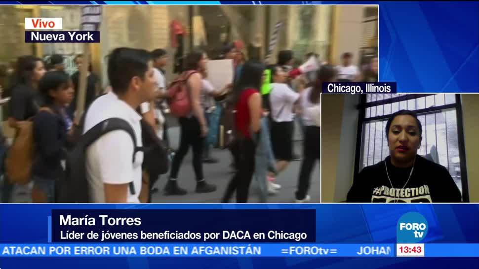 Supremacistas Estuvieron Fin Daca María Torres