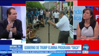 Viene problema para México retorno Dreamers