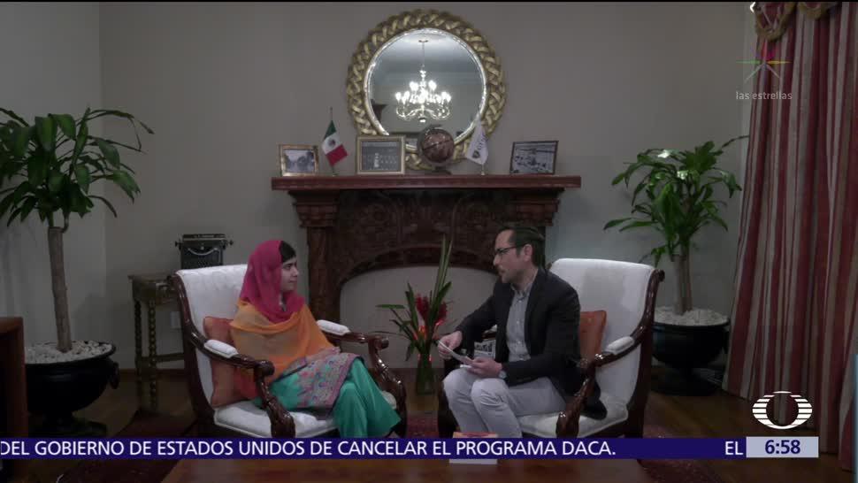 Malala, habla, Genaro, Lozano