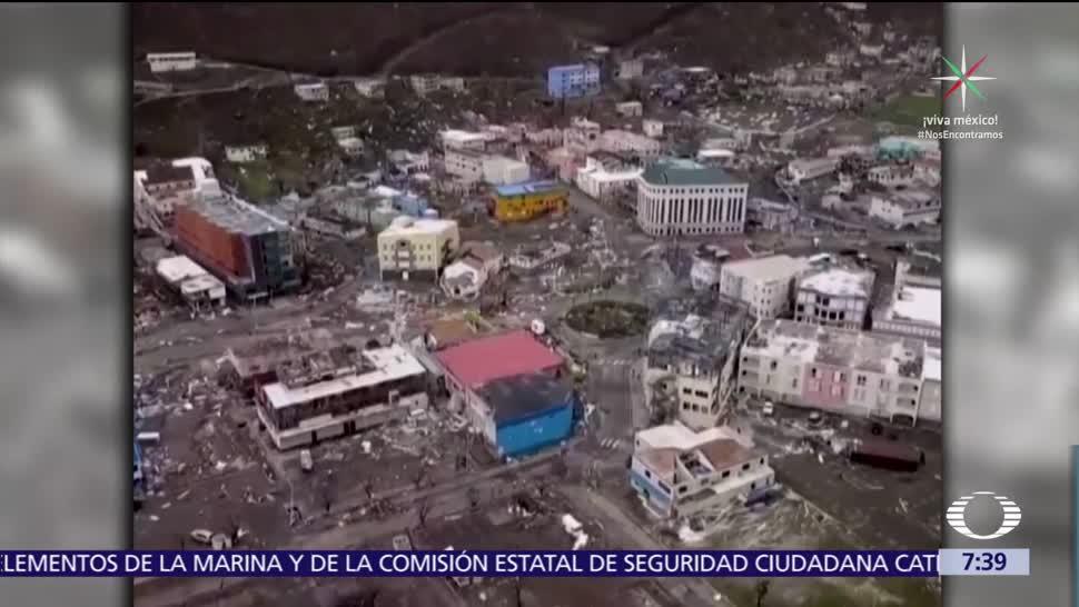 Aumenta Número Muertos Huracán Irma