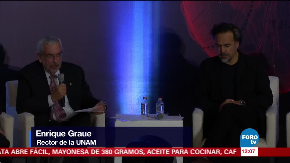 González Iñárritu realiza homenaje a los inmigrantes