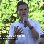 EPN realiza un nuevo recorrido en Oaxaca