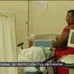 La Semar envía médicos navales a Oaxaca y Chiapas