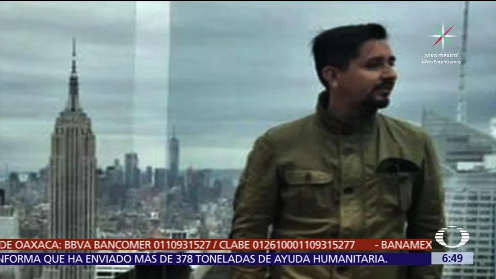Asesinan en el Edomex a un colaborador de la serie 'Narcos'