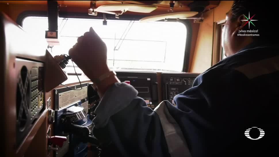 Siguen los asaltos a trenes de carga en Puebla