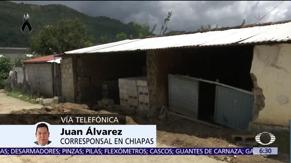 Más de 20 mil casas de Chiapas son inhabitables tras sismo