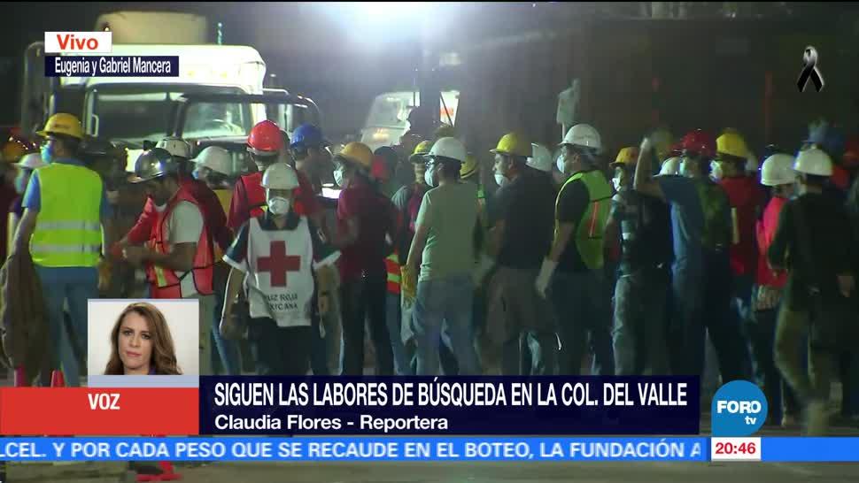 Solicitan radios de comunicación en Colonia del Valle