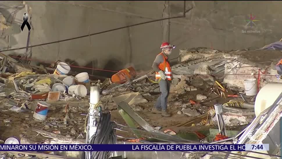 Familias esperan noticias de víctimas del derrumbe en Álvaro Obregón 286