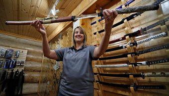 Llevar espada o catana por la calle es ahora legal en Texas