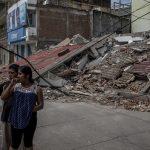 Donald Trump ofrece condolencias a EPN por el sismo en México
