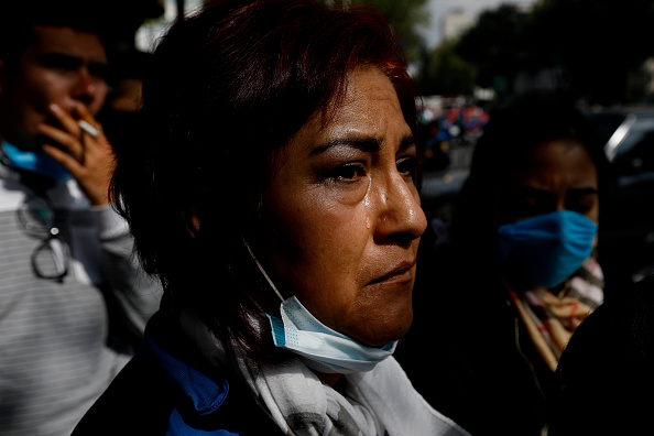 Suman 320 muertos por sismo del 19 de septiembre en México