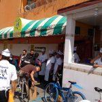 ciclistas colectan 300 kilogramos viveres cdmx