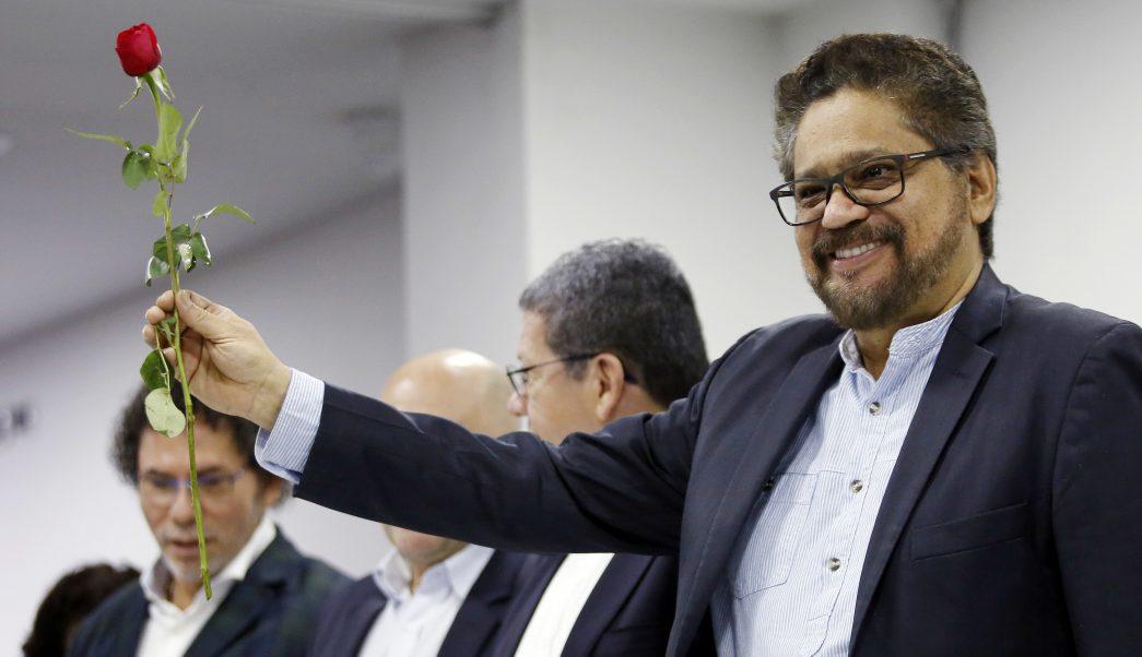 FARC se presentan como partido apelando a toda la sociedad colombiana