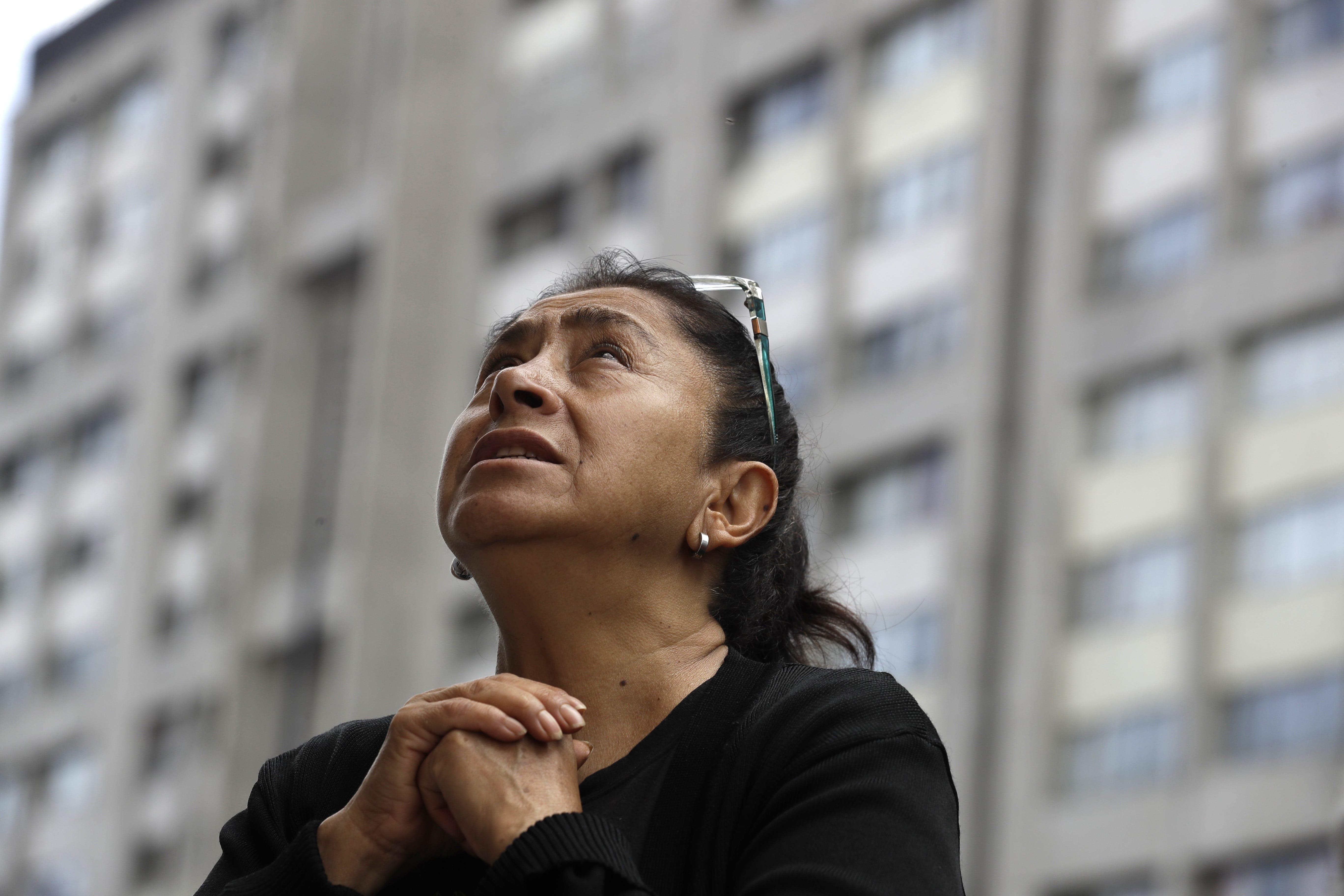 Ciudadana tras el sismo del 19-S