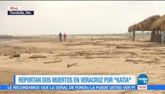 Autoridades Monitorean Ríos Veracruz Posible Desbordamiento