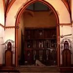 Catedral de Tehuantepec con afectaciones tras sismo