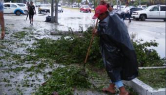 Acapulco reporta saldo blanco huracán 'Max'