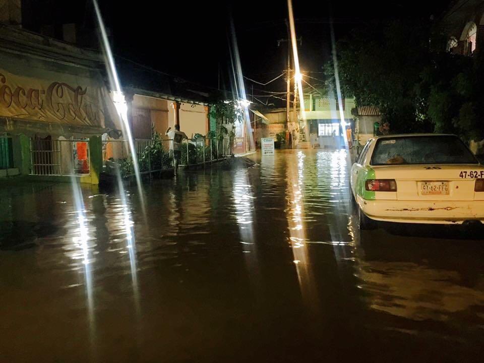 tormenta tropical max afecta municipios guerrero