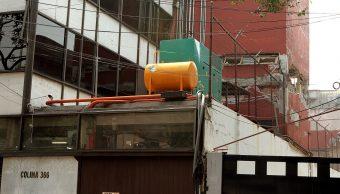 ordenan restriccion acceso 33 centros trabajo sismo 19 s