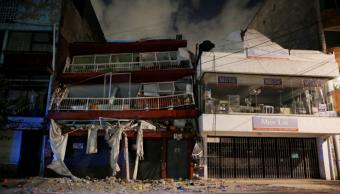 Patrones regreso centros trabajo dañados sismo