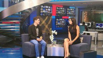 Eduardo Zárate en entrevista en Al Aire con Paola