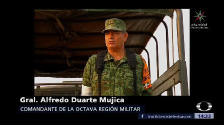 Ejército Encabeza Ayuda Sismo Oaxaca Miles De Familias