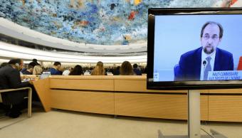 Alto Comisionado de la ONU para Derechos Humanos