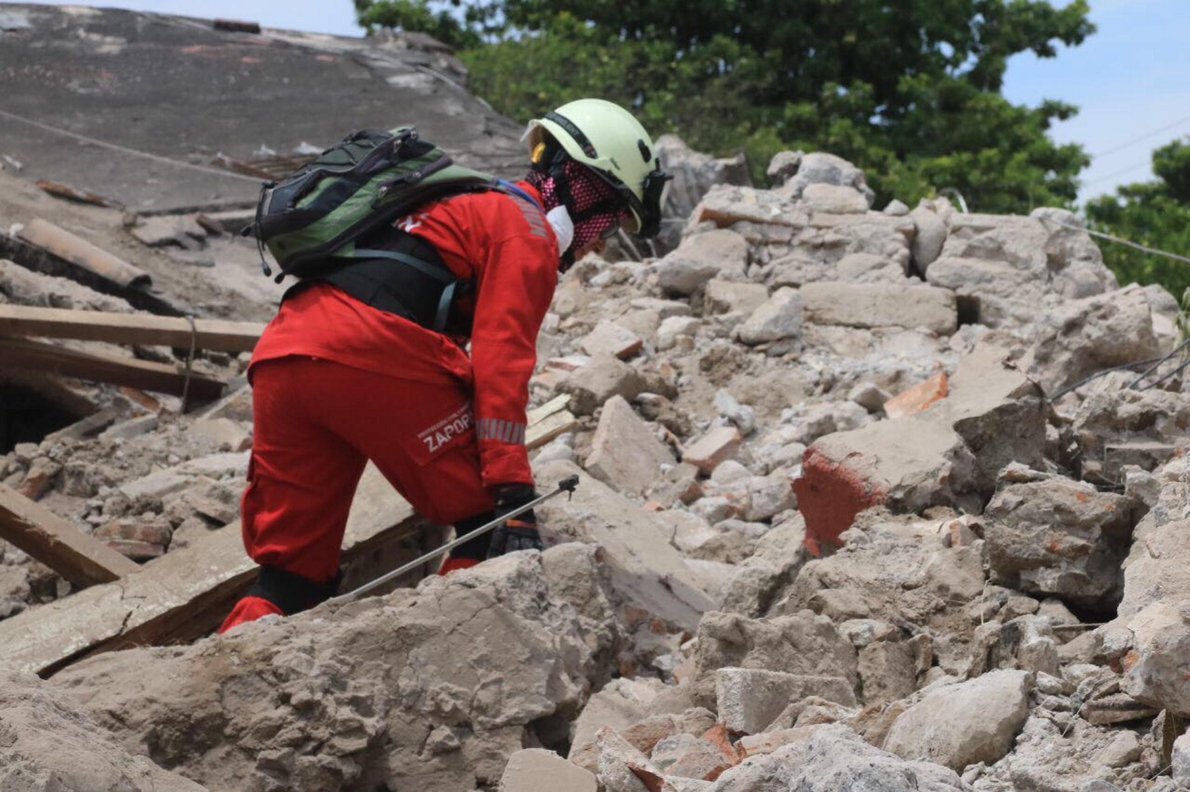 SEP mantiene suspensión de clases en Ciudad de México por el sismo