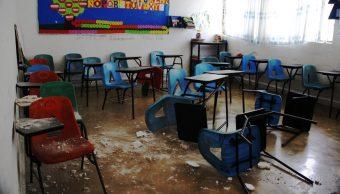 Abrirán dos mil 512 escuelas este viernes en la CDMX