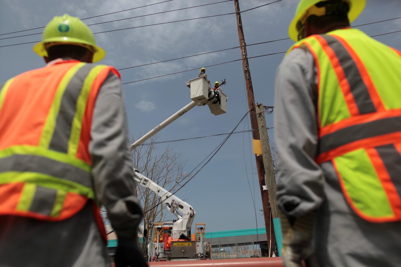 Puerto rico recuperar la totalidad de la electricidad en - Puerto rico huracan maria ...