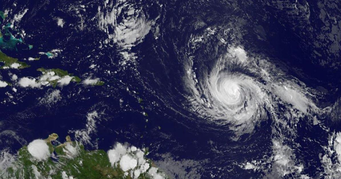 huracan irma avanza mayor fuerza caribe