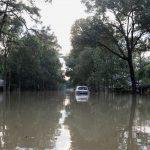 Inundaciones en Houston, Texas, tras el paso del huracán Harvey