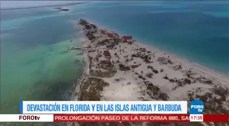 Irma Deja Decenas Muertos Florida Caribe