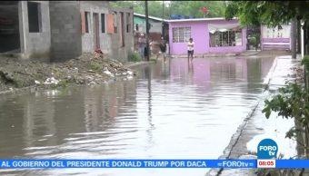 Katia Intensas Lluvias Tamaulipas Veracruz
