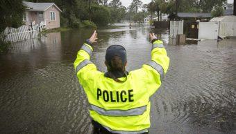 Ojo Irma sale Florida e ingresa Georgia