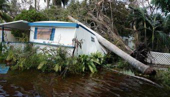 Los Cayos Florida fueron devastados huracan Irma