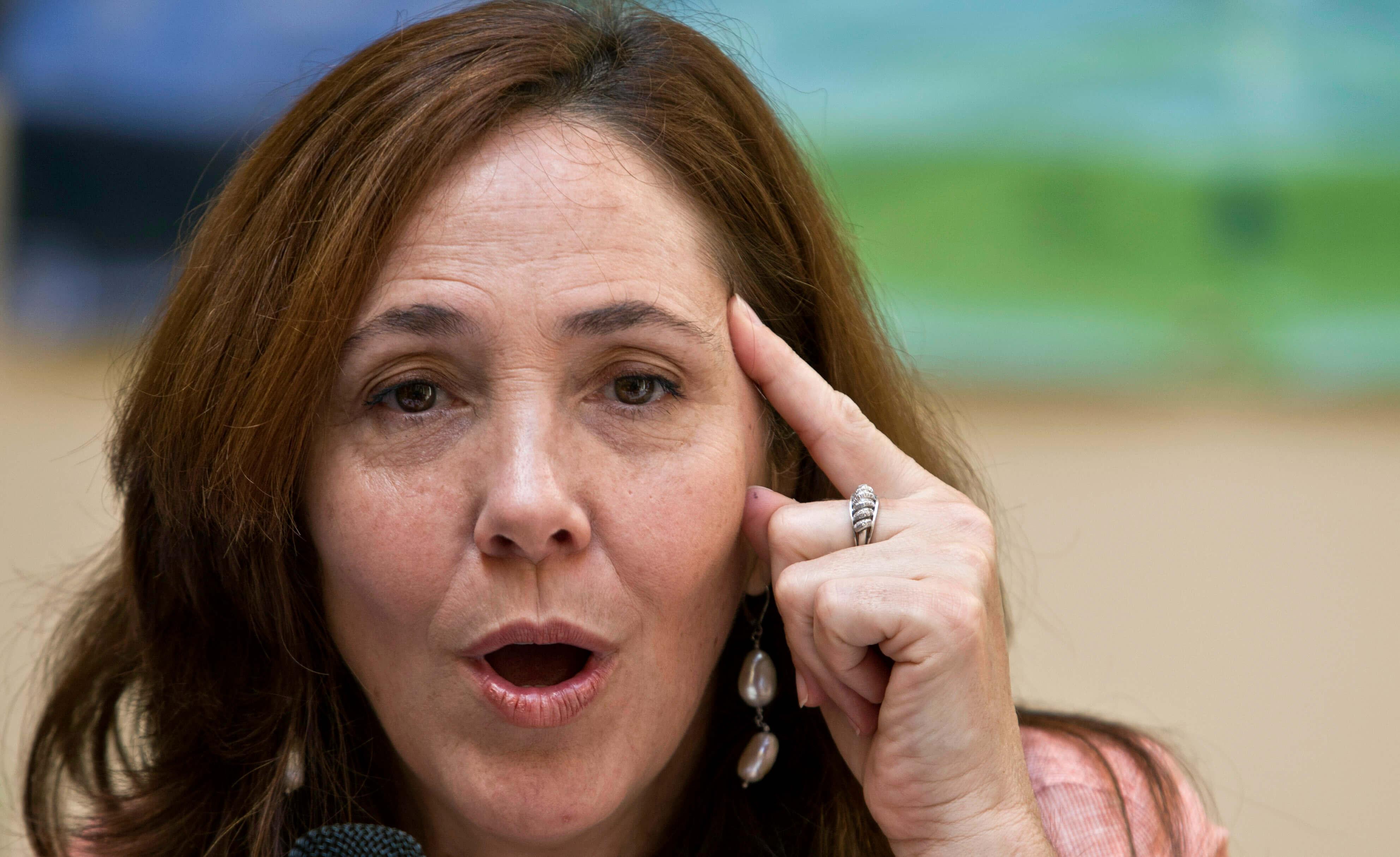 Mariela Castro, diputada cuba e hija del presidente Raúl Castro