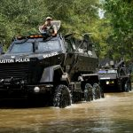 Suman 42 muertos consecuencia Harvey Texas