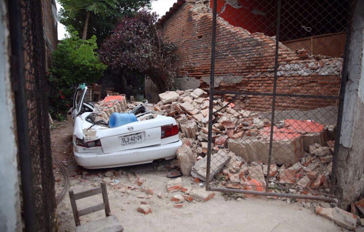 daños oaxaca municipios sismo gobierno Murat