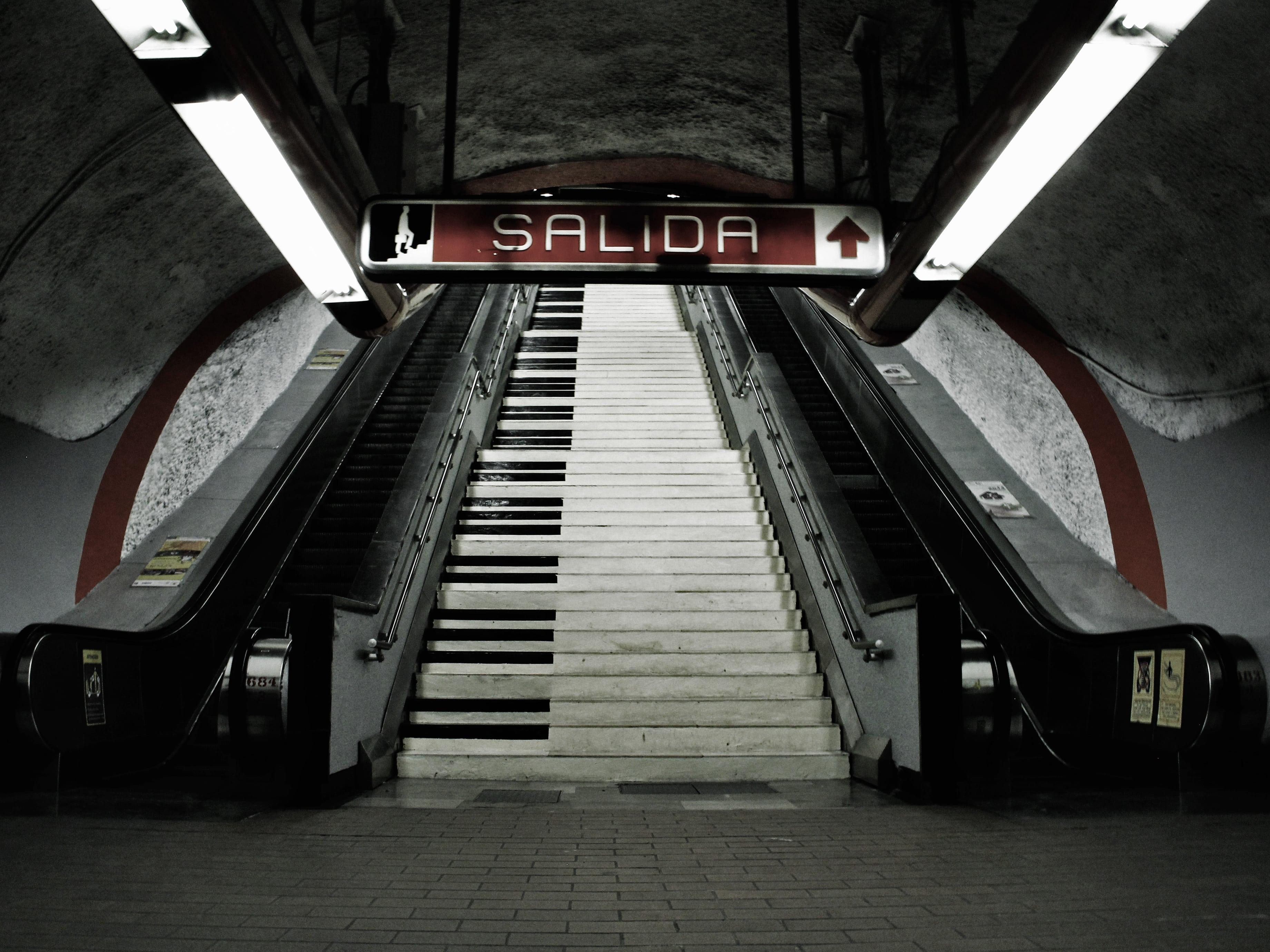 Escaleras Polanco
