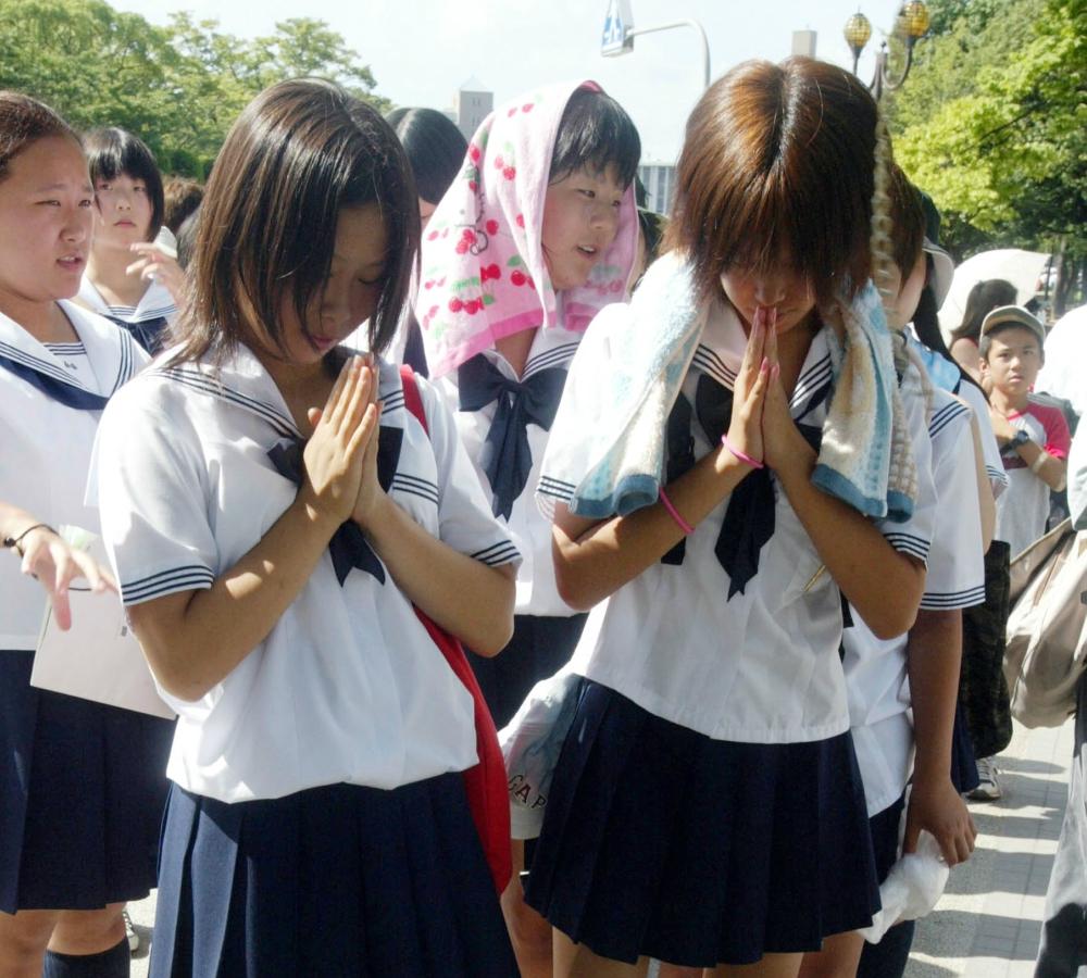 1 de septiembre, Suicidios, Adolescentes, Japón, Acoso, Estudiantes