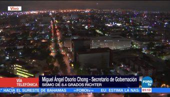 Segob confirma daños en viviendas de Chiapas no hay víctimas