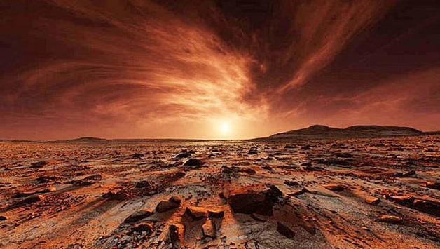China invertirá 61 mdd para crear la primera base simulada de Marte