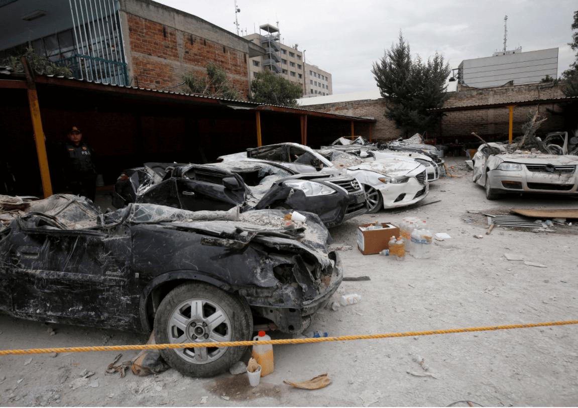Aspectos del sismo del 19 de septiembre de 2017 en México
